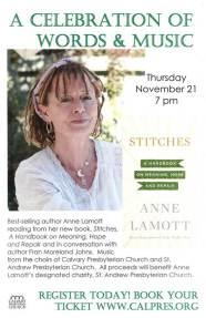 Annie Lamott