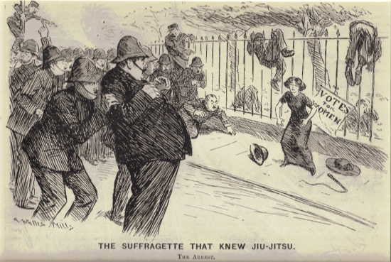 Suffragette-that-knew-jiujitsu