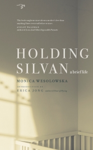 Holding Silvan cover