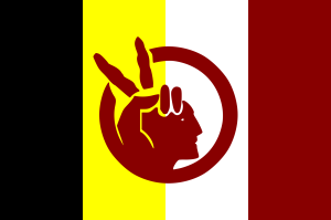 American Indian Movement Flag