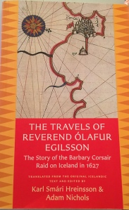 Travels of Rev Olafur cover
