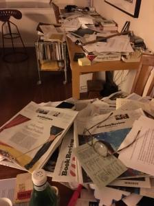 Clutter-piles