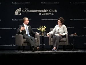 Adam Schiff at CClub 2.20.18