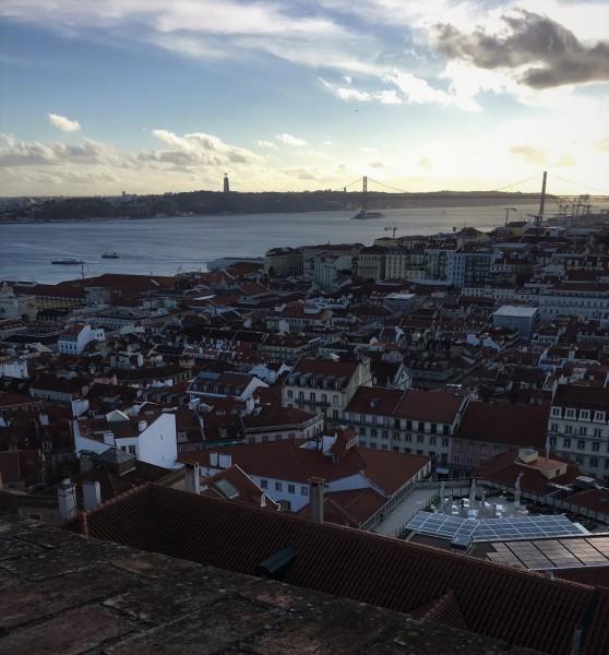 Lisbon - Castelo view