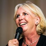 comedian and keynote speaker Jan mcInnis