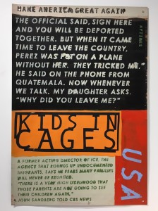 Ward show 2018 Kinds-Cages