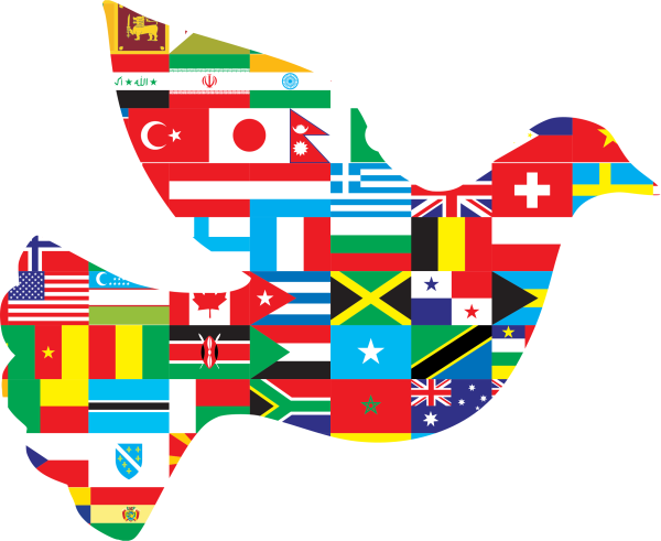 international-peace-dove