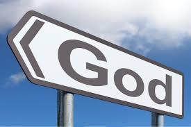 God - sign