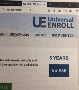 Security - Univ Enroll