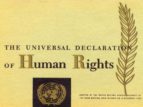 UDHR - Logo