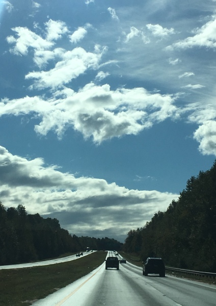 Georgia skies 10.19