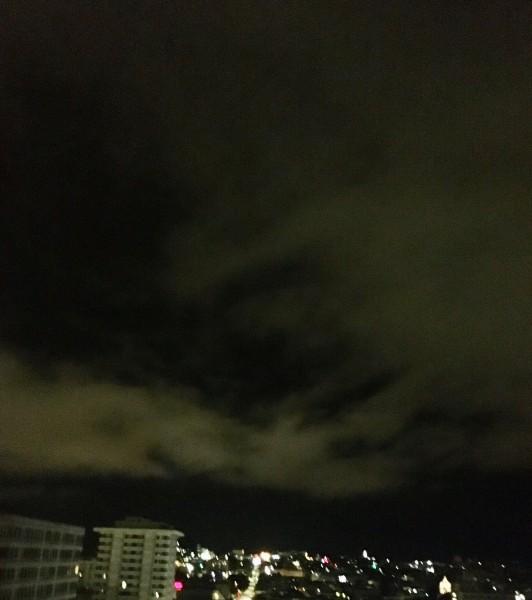 Night sky 11.19