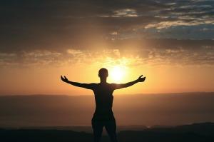Gratitude - sunrise